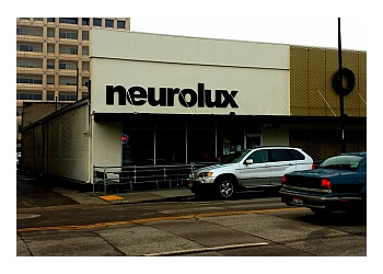 Boise City night club Neurolux