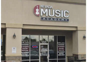 Las Vegas music school Nevada Music Academy