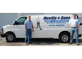 Columbia carpet cleaner Neville & Sons