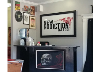 Fayetteville tattoo shop New Addiction Tattoos