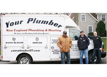 Bridgeport plumber New England Plumbing & Heating Co., LLC