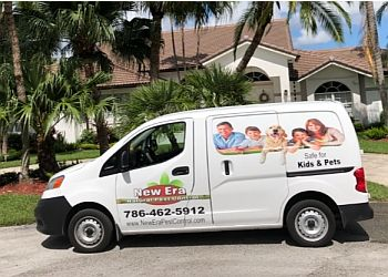 Miami pest control company New Era Pest Control Inc.