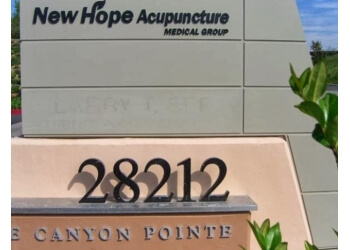 Santa Clarita acupuncture New Hope Acupuncture Medical Group