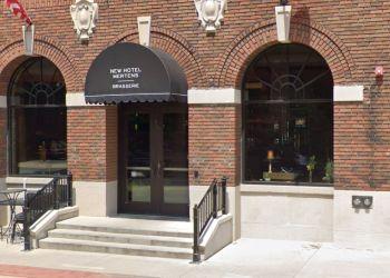 Grand Rapids french restaurant New Hotel Mertens