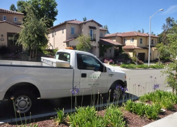 Fremont landscaping company New Image Landscape Company