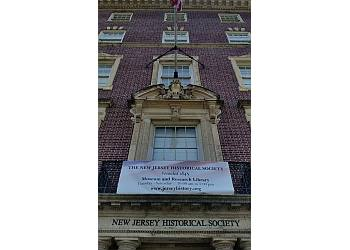 Newark places to see New Jersey Historical Society