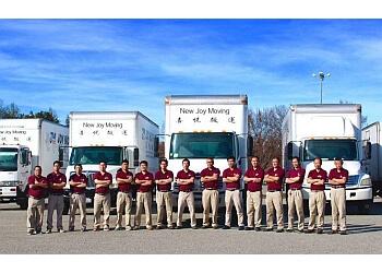 Sunnyvale moving company New Joy Moving Company