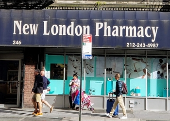 New York pharmacy New London Pharmacy