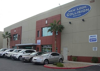 Henderson auto body shop New Look Collision Center