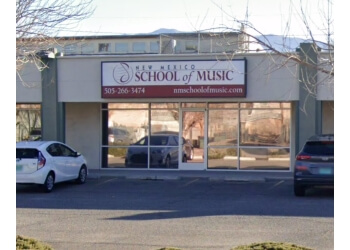 Albuquerque music school New Mexico School of Music