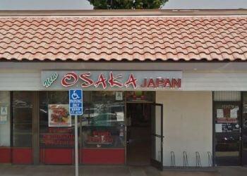 El Monte japanese restaurant New Osaka Japan