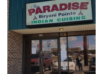 Wichita indian restaurant New Paradise Biryani Pointe