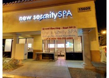 Scottsdale spa New Serenity Spa