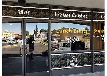 Bakersfield indian restaurant New Taj Palace Indian Restaurant