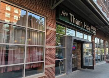 Jersey City vietnamese restaurant New Thanh Hoai