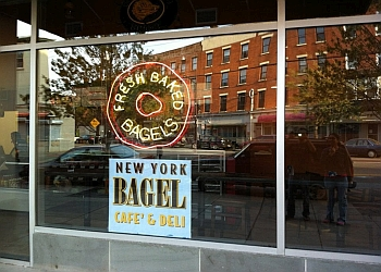Jersey City bagel shop New York Bagel