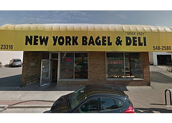 Detroit bagel shop New York Bagel Baking Co.