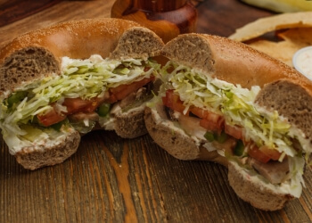 Baton Rouge bagel shop New York Bagel Co.