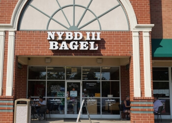 Cary bagel shop New York Bagel & Deli