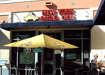 Hialeah bagel shop New York Bagel Deli