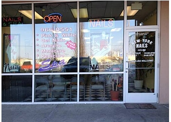 West Valley City nail salon New York Nails