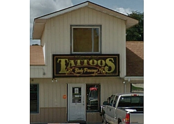 Springfield tattoo shop Newage Tattoos and Body Piercings