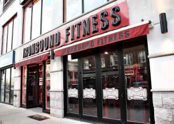 Newark gym Newark's Ironbound Fitness