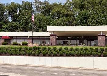 Akron funeral home Newcomer Funeral Home