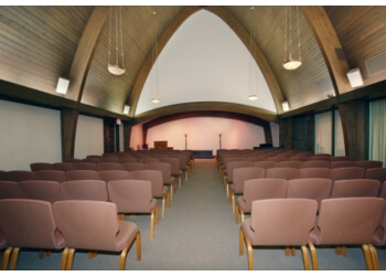Independence funeral home Newcomer's Noland Road Chapel