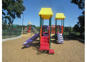 Concord public park Newhall Community Park