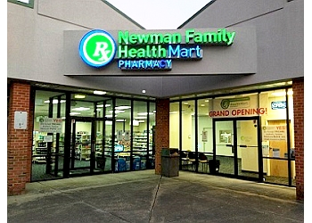 Chesapeake pharmacy Newman Family Healthmart Pharmacy