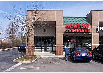 Lexington dry cleaner Newport Cleaners