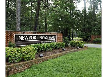 Newport News public park Newport News Park