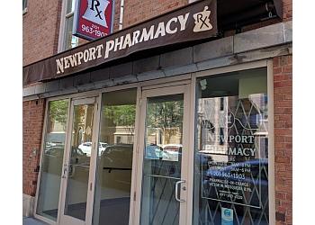 Jersey City pharmacy Newport Pharmacy