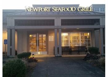 Salem seafood restaurant Newport Seafood Grill