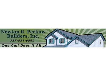 Hampton home builder Newton R. Perkins Builders, Inc.