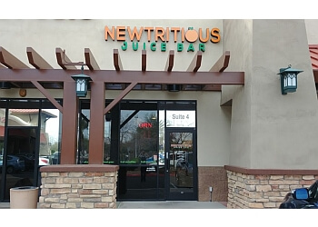 Chandler juice bar Newtritious Juice Bar