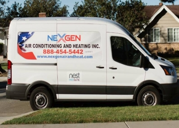 Anaheim hvac service Nexgen Air Conditioning Heating and Plumbing