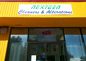San Jose dry cleaner NextGen Cleaners & Alteration