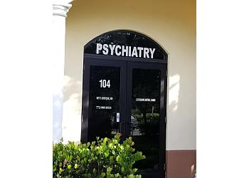 Port St Lucie psychiatrist Ney F. Andujar, MD