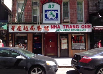 New York vietnamese restaurant Nha Trang One