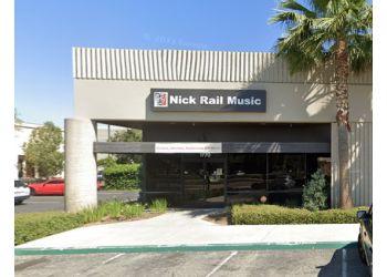 San Bernardino music school Nick Rail Music
