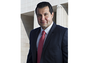Los Angeles personal injury lawyer Nick T. Movagar