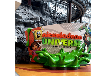 Minneapolis amusement park Nickelodeon Universe