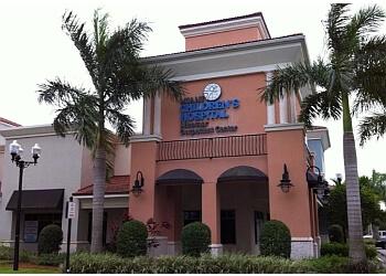 Miramar urgent care clinic Nicklaus Children's Hospital