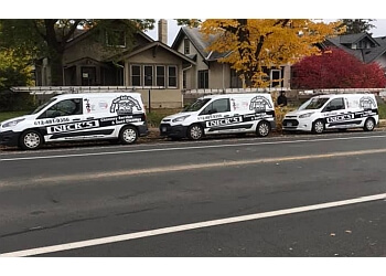 Minneapolis chimney sweep Nick's Chimney Service & Duct Cleaning, LLC.