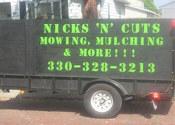 Akron lawn care service Nicks 'n' Cuts Lawn Maintenance