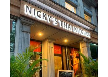 Pittsburgh thai restaurant Nicky's Thai Kitchen