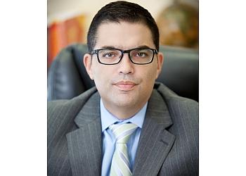 Anchorage immigration lawyer Nicolas A. Olano