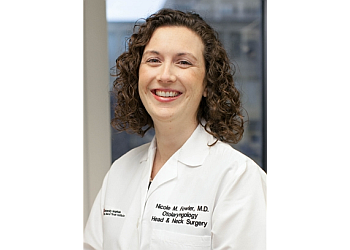 Akron ent doctor Nicole Mccormick Fowler, MD, FACS